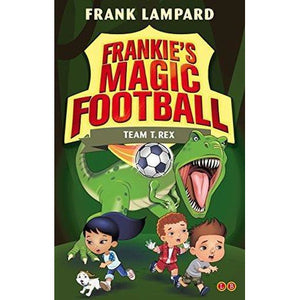 Frankies Magic Football Team T. Rex