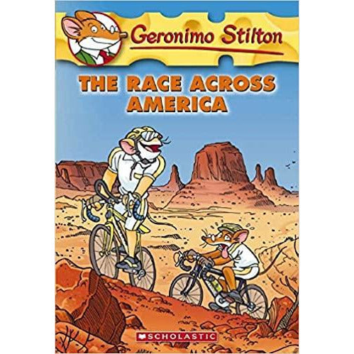 Geronimo Stilton - Race Across America
