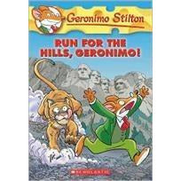 Geronimo Stilton - Run for the Hills, Geronimo!