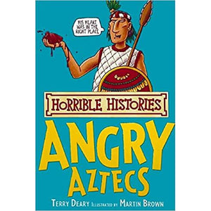 Horrible Histories - Angry Aztecs