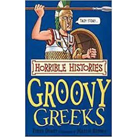 Horrible Histories - The Groovy Greeks