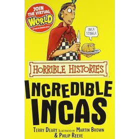 Horrible Histories - The Incredible Incas
