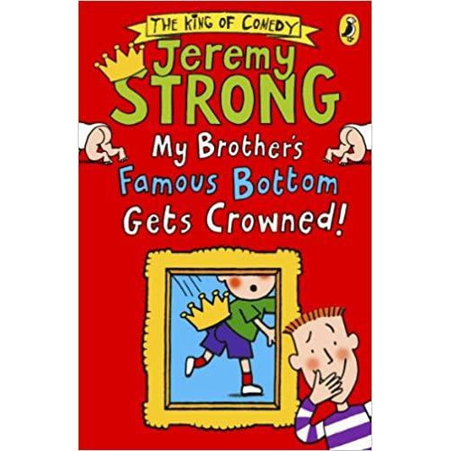 Jeremy Strong My Brother's Famous Bottom Gets Crowned