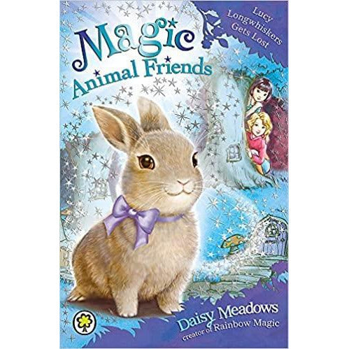 Magic Animal Friends - Lucy Long Whiskers Gets Lost