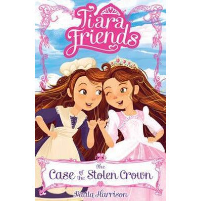 Tiara Friends - The Case of the Stolen Crown