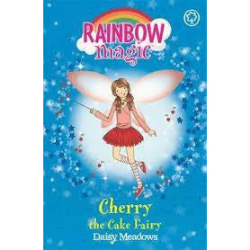 Rainbow Magic Cherry The Cake Fairy