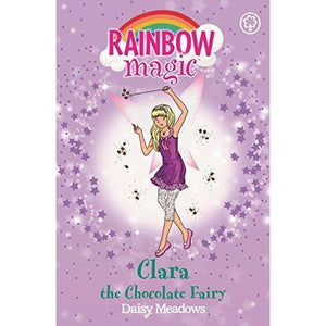Rainbow Magic Clara the Chocolate Fairy
