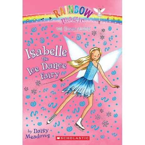Rainbow Magic Imogen the Ice Dance Fairy