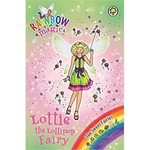 Rainbow Magic Lottie the Lollipop Fairy