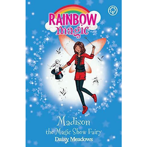 Rainbow Magic Madison the Magic Show Fairy