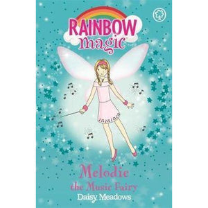 Rainbow Magic Melodie the Music Fairy