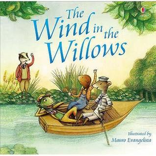Picture Book - Wind in the Willows
