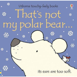 That's not my polar bear (Board Book)