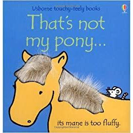 That's not my pony (Board Book)
