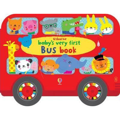 Baby's very first: Bus book (Board Book)
