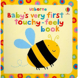 Baby's very first touchy-feely book (Board Book)