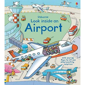 Look Inside: an Airport