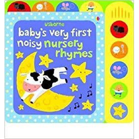 Baby's very first noisy nursery rhymes (Board Book)