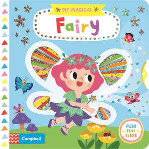 My Magical Fairy (Board Book)
