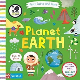 First Facts and Flaps: Planet Earth