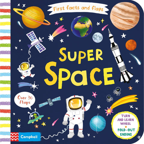 First Facts and Flaps Super Space