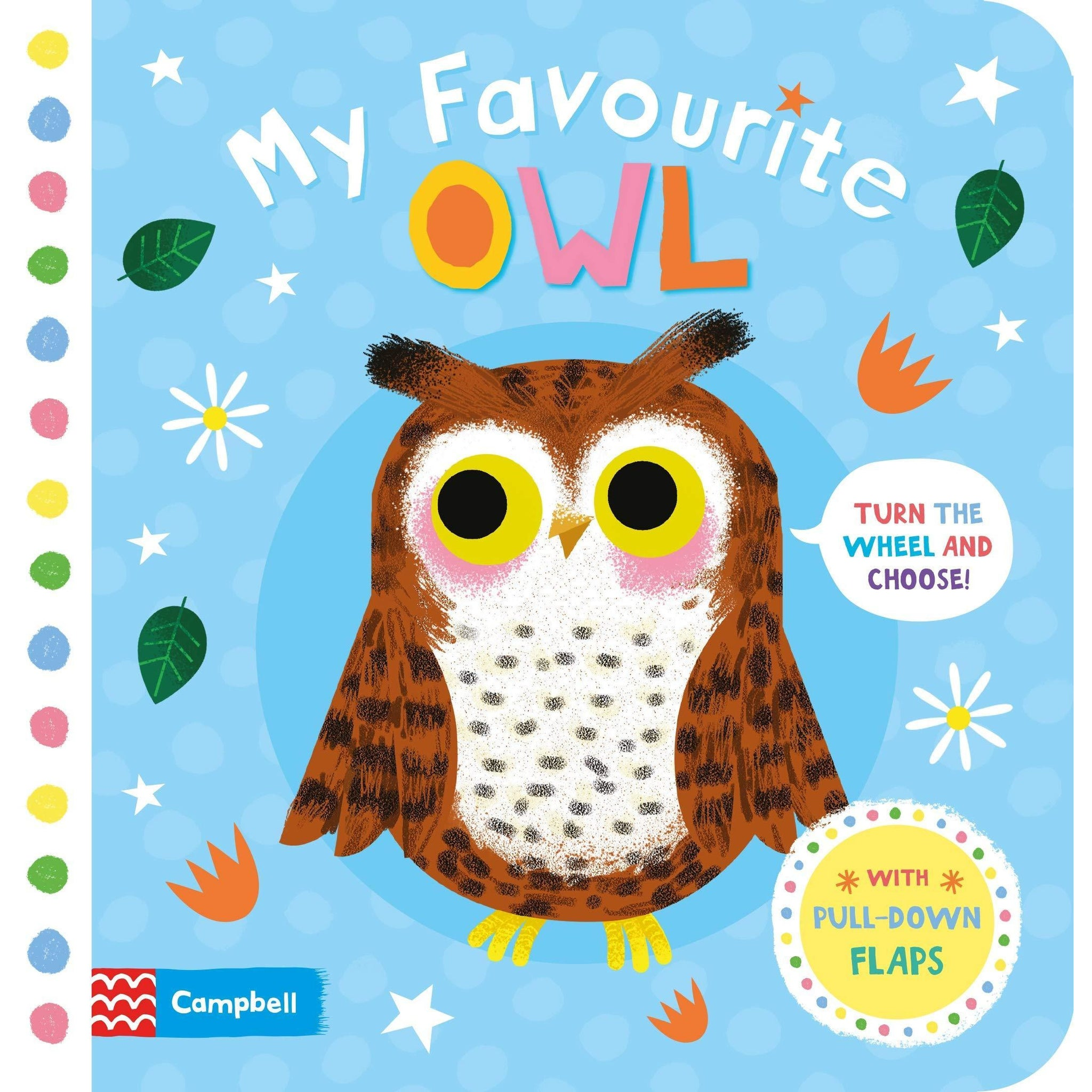 My Favourite Owl (Board Book)