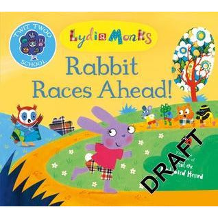 Rabbit Races Ahead!