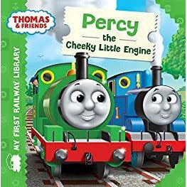 Percy the Cheeky Little Engine