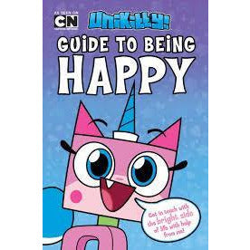 Unikitty's Guide to Being Happy