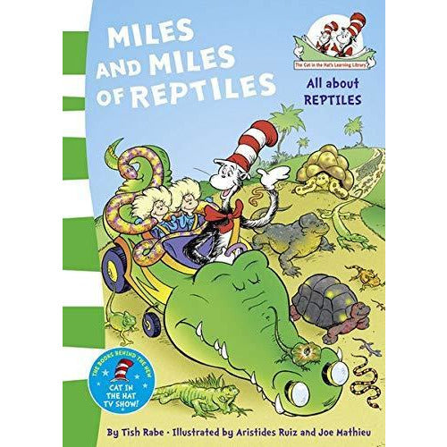 Dr. Seuss - Miles and Miles of Reptiles