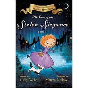 Maisie Hitchins - The Case of the Stolen Sixpence