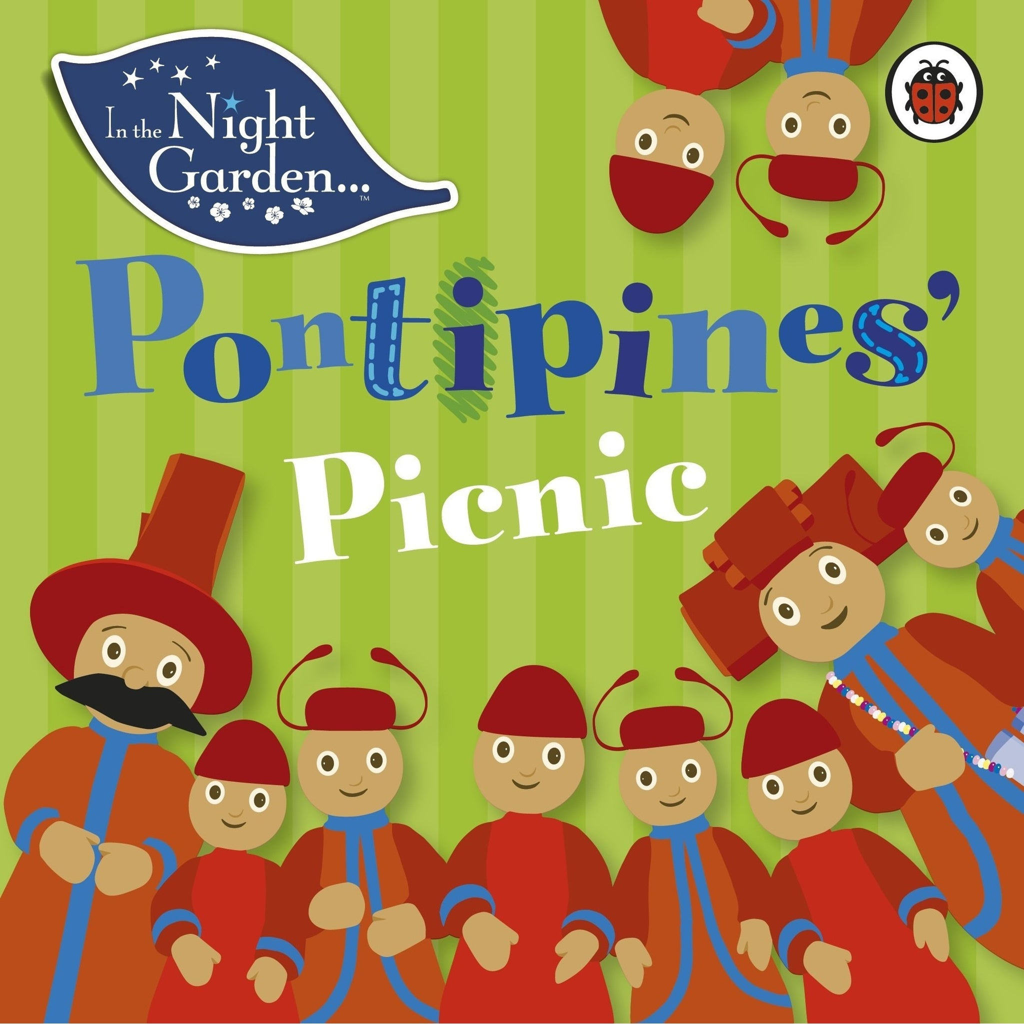 In The Night Garden - Pontipines' Picnic (Board Book)