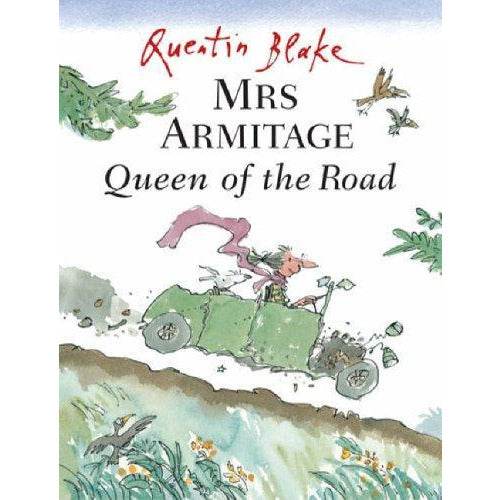 Quentin Blake - Mrs Armitage Queen Of The Road