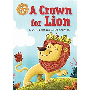Reading Champion - A Crown For Lion