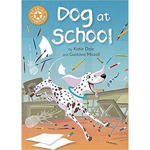 Reading Champion - Dog at School