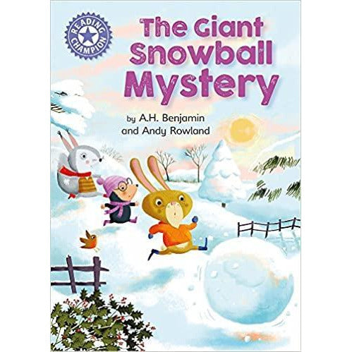 Reading Champion - The Giant Snowball Mystery