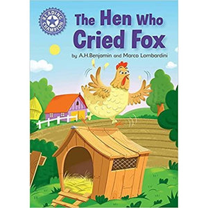 Reading Champion - The Hen Who Cried Fox