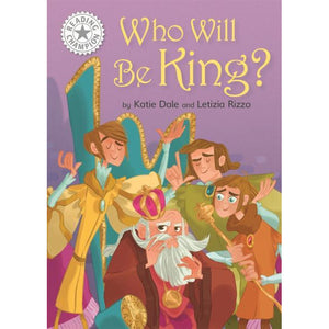 Reading Champion - Who Will Be King