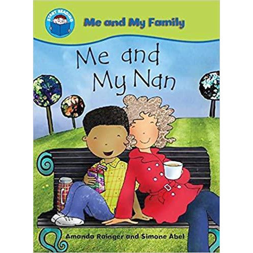 Start Reading - Me and My Family: Me and My Nan