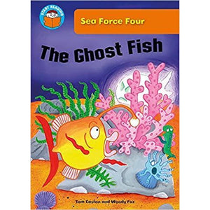 Start Reading - Sea Force Four: The Ghost Fish