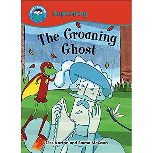 Start Reading - Superfrog: The Groaning Ghost