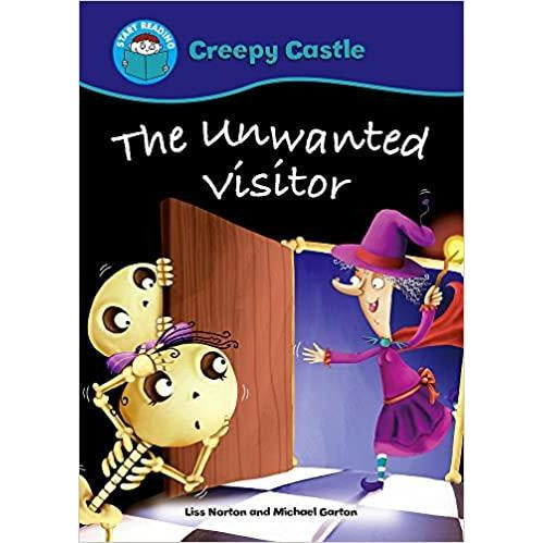 Start Reading - Creepy Castle: The Unwanted Visitor