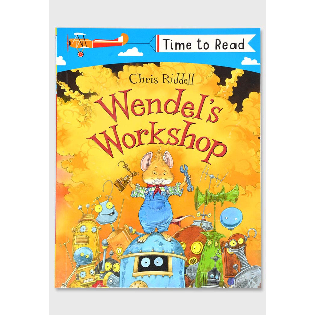 Time To Read - Wendel's Workshop