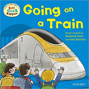First Experiences With Biff, Chip and Kipper - Going On A Train