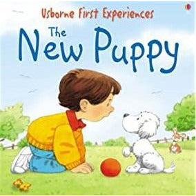 Usborne First Experiences - New puppy