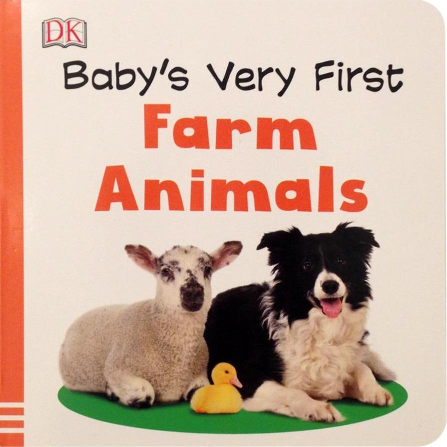 Baby's Very First Farm Animals