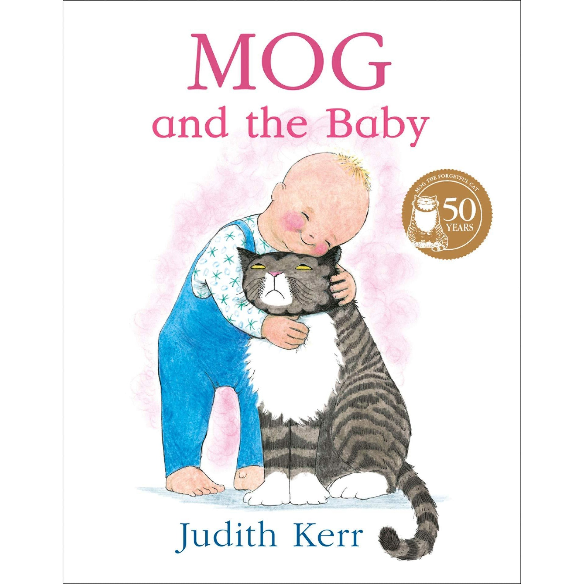 Mog - Mog and the Baby