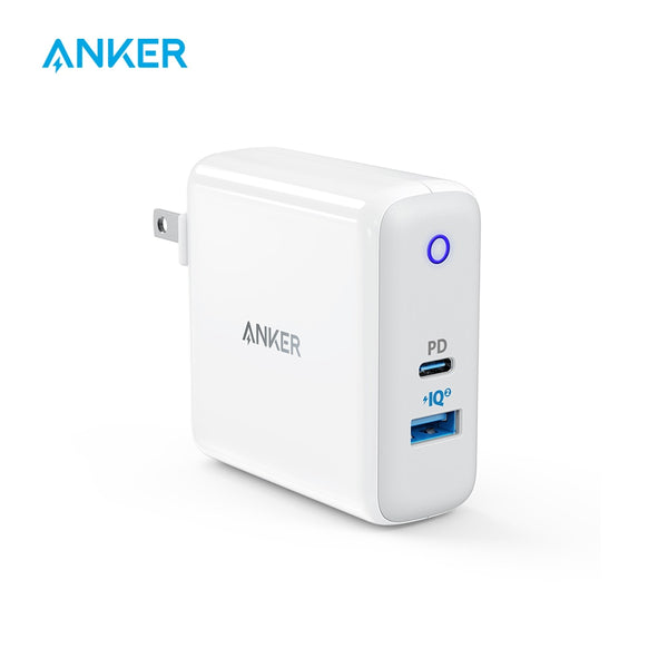 Charge nearly any device - Anker Dual Port 49.5W USB C Wall Charger