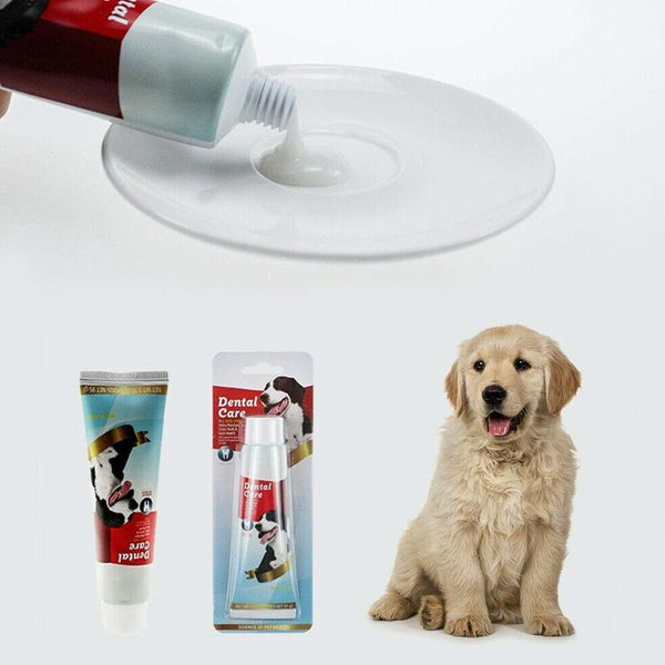 Dog Edible Toothpaste