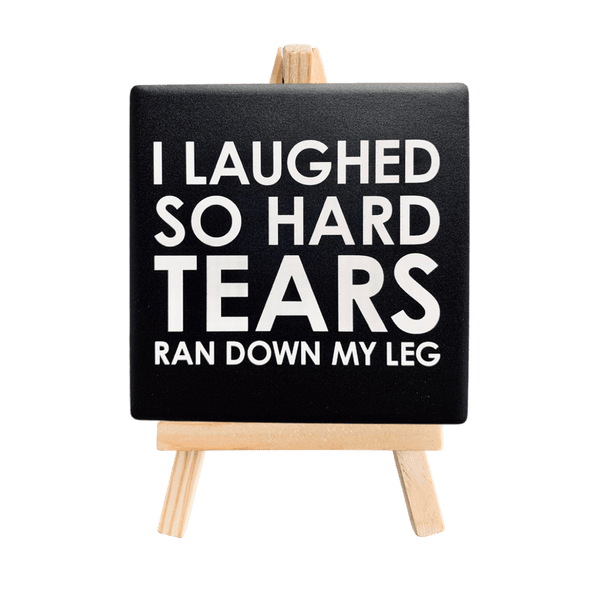 Coaster - LAUGHED! TEARS RAN DOWN MY LEG! - Let's Be Frank Australia